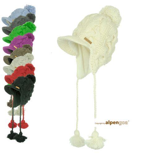 Wollmütze Susi